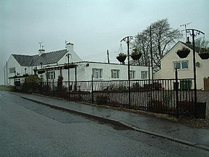Balbeggie - Image: The Mac Donald Arms Hotel geograph.org.uk 104260