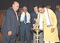 The Minister of State of Power, Shri Bharatsinh Solanki inaugurating the 34th anniversary celebrations of NTPC, in New Delhi on November 10, 2009.jpg