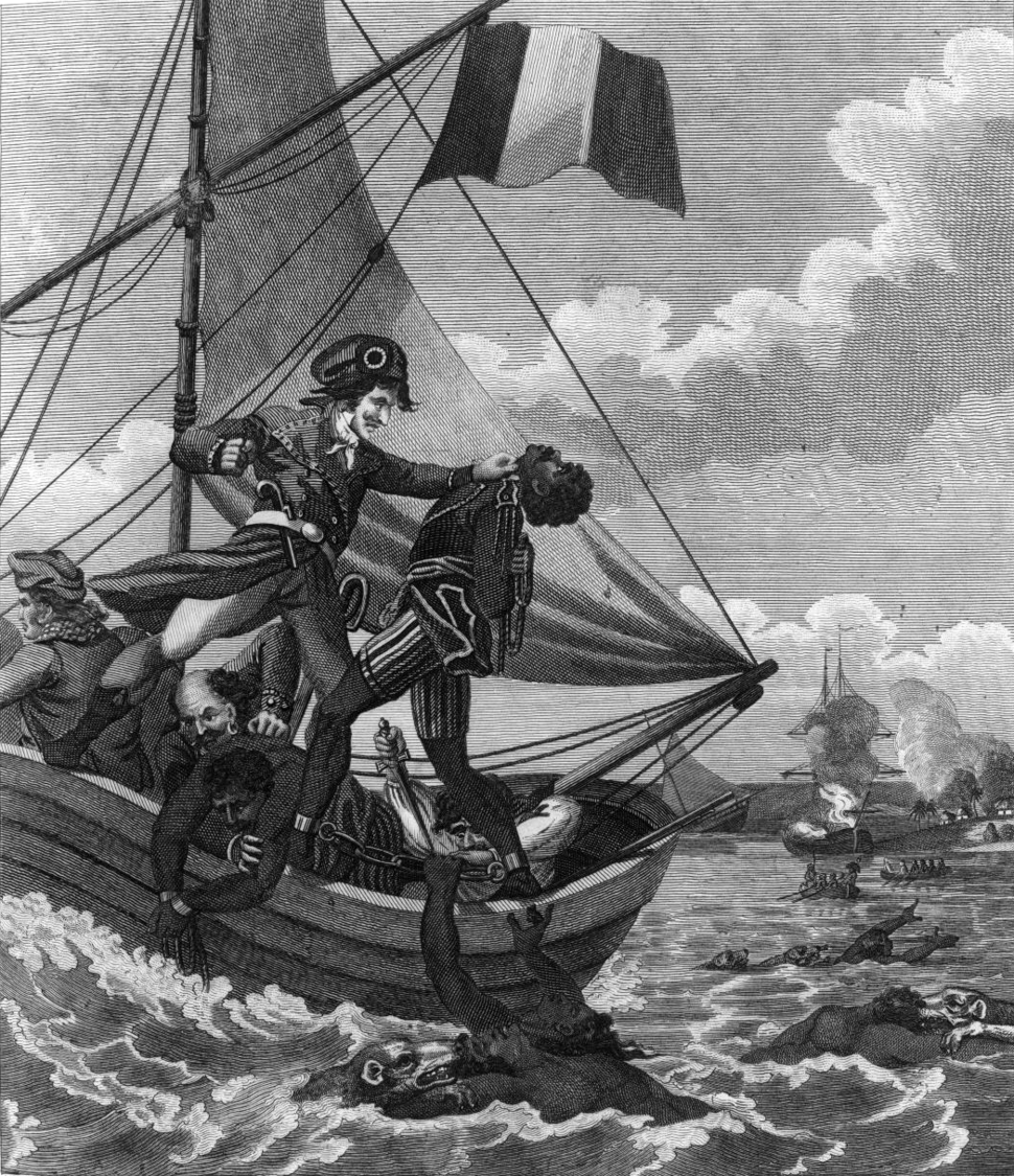 The Mode of exterminating the Black Army, as practised by the French