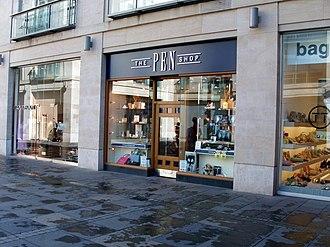 Multrees Walk - Shops on Multrees Walk