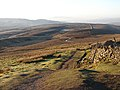 The Pennine Way across Fawcett Moor - geograph.org.uk - 464361.jpg