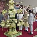 The Prime Minister, Shri Narendra Modi arrives to attend the inaugural session of the 14th International Vesak Day celebrations, in Colombo, Sri Lanka on May 12, 2017.jpg