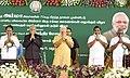 The Prime Minister, Shri Narendra Modi at the launch of Amma Two Wheeler Scheme, at Kalaivanar Arangam, in Chennai (2).jpg