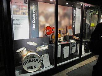 The Quarrymen - The Quarrymen's instruments