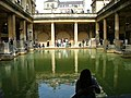 The Roman baths, Bath - geograph.org.uk - 508517.jpg