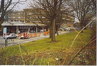 Royal Surrey County Hospital Hospital in England