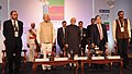 The Vice President, Shri M. Hamid Ansari at the First Edition of the Huddle, A Three-day Conclave, organised by The Hindu newspaper, in Bengaluru.jpg