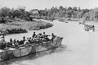 Arakan Campaign 1942–43 campaign during World War II