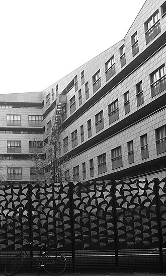 West 8 - The Whale housing project