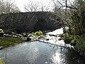 The bridge at Wellbrook Beetling Mill,Cookstown - geograph.org.uk - 1823567.jpg