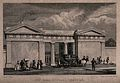 The entrance of Low Hill General Cemetery. Engraving by Robe Wellcome V0042398.jpg