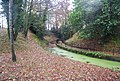 The moat, Tonbridge Castle - geograph.org.uk - 1040418.jpg