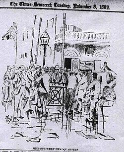 Os três irmãos sede greve New Orleans 1892.jpg greve geral