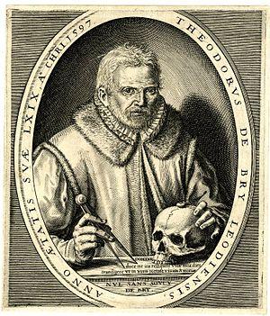 Bry, Théodor de (1528-1598)