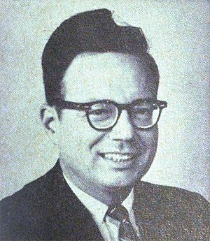 Theodore R. Kupferman - Theodore R. Kupferman from the Pocket Congressional Directory of the Ninetieth Congress, published in 1967.