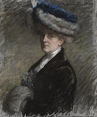 Therese Schwartze - Zelfportret - 1910 - KMSKA 1692 copy.jpg