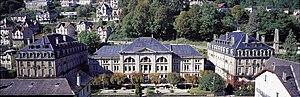 Plombières-les-Bains - Napoleon baths