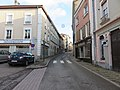Thizy (Rhône) - Rue Jean-Baptiste Fournier - jan 2018.jpg