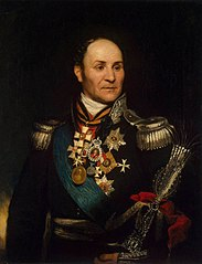 Portrait of Matvey I. Platov (1751-1818)
