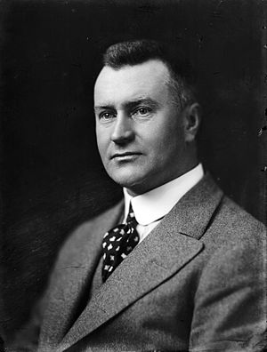 Wellington City mayoral election, 1904 - Image: Thomas Wilford, 1909
