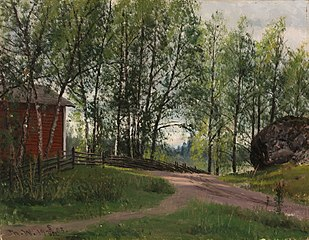 Landscape from Espoo