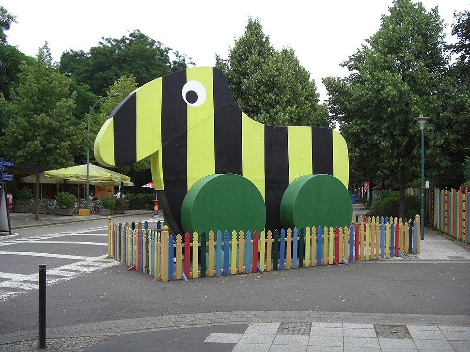 Tigerente Filmpark Babelsberg