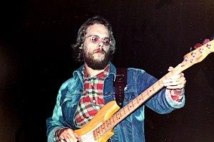Tim Bogert - Image: Tim Bogert 1972