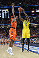 Tim Hardaway Jr jump shot Final Four 2013.jpg
