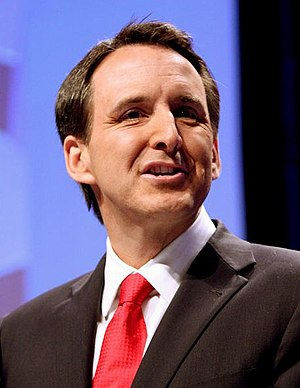 Republican Party vice presidential candidate selection, 2012 - Image: Tim Pawlenty CPAC 2011