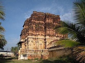 Pundarikakshan Perumal Temple - Image: Tiruvellarai 8