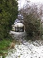 To Bury Hill from Bollitree Lane - geograph.org.uk - 1146317.jpg