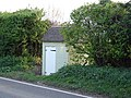 Toll collectors shelter - geograph.org.uk - 414617.jpg
