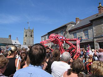 Lafrowda Day - St Just's Lafrowda Day Festival