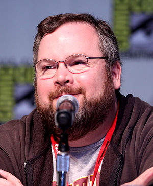 Tom Root - Tom Root at the 2010 San Diego Comic-Con.