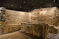 Tomba monumental, cripta arqueològica de la Presó de sant Vicent, València.JPG