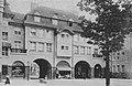 Torhaus an der Collenbachstraße – Städtische Kleinwohnungshäuser an der Essener Straße, 1913.jpg