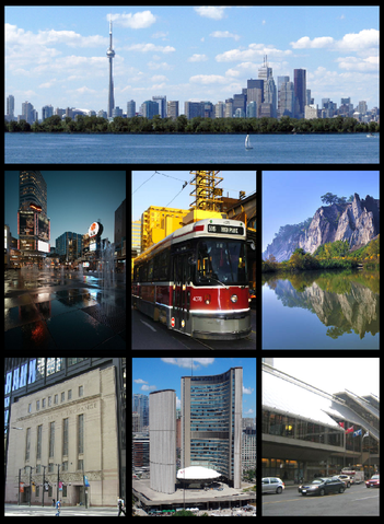 Toronto By Eelamstylez77 (Own work) [CC BY-SA 3.0 (https://creativecommons.org/licenses/by-sa/3.0) or GFDL (http://www.gnu.org/copyleft/fdl.html)], via Wikimedia Commons