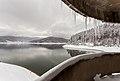 Torreón de la presa del lago Mavrovo, Macedonia, 2014-04-17, DD 06.JPG