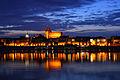 Toruń - Old Town by night 01.jpg