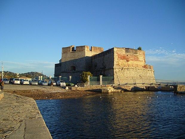Monument historique à Toulon