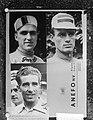 Tour de France 1962 ( Hans Juinkerman , Frederico Bohamonster en Sinerio Mauseig, Bestanddeelnr 914-0425.jpg