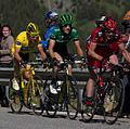 Tour de France 2011, voeckler rolland evans (14867539604).jpg