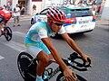 Tour de l'Ain 2010 - prologue - Alexandr Dymovskikh.jpg