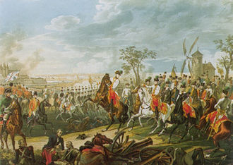 Battle of Tournay - Austrian command at the Battle of Tournay
