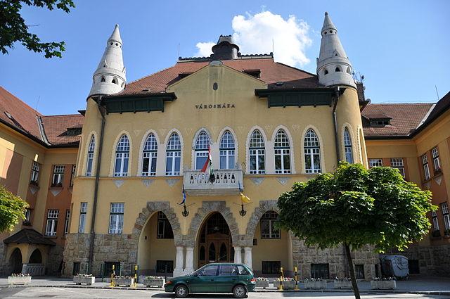 Town Hall, Budafok