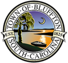 Official seal of Bluffton, South Carolina