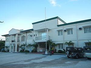Bacolor, Pampanga - Façade of the town hall
