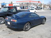 Toyota Supra 2015 Price >> Toyota Supra Wikipedia