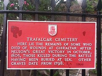 Trafalgar Cemetery - Trafalgar Cemetery