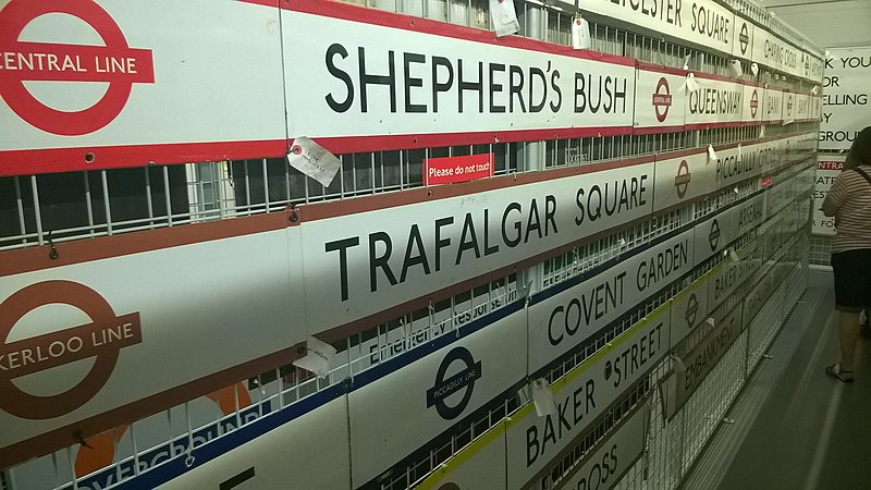 File:Trafalgar Square station sign.jpg